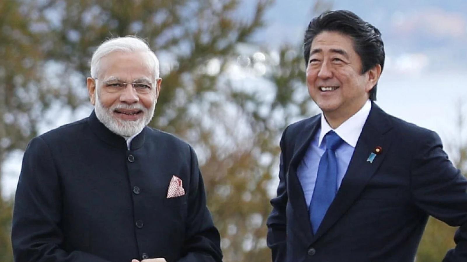 Thủ tướng Ấn Độ và Nhật Bản thảo luận về an ninh hàng hải trước thềm thượng đỉnh Quad