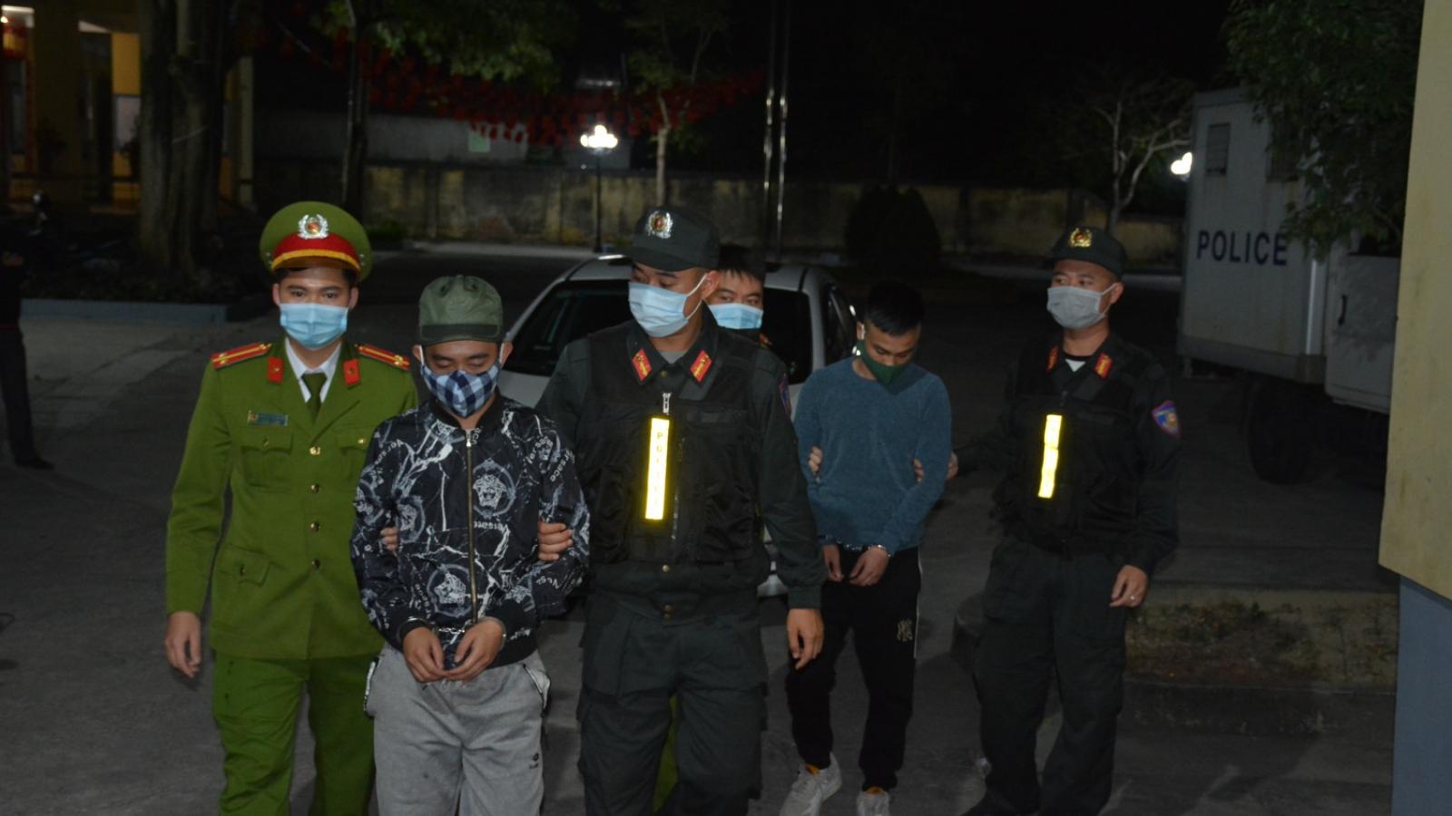 An Giang ngăn chặn kịp thời 35 người từ Campuchia vượt biên vào Việt Nam