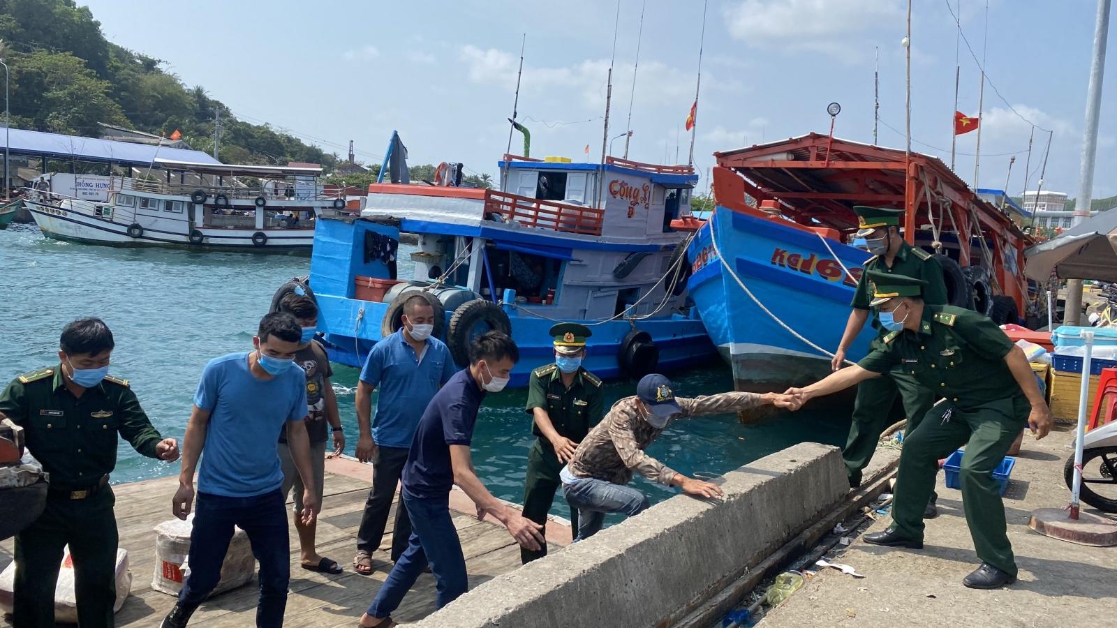Công an tỉnh Kiên Giang tiếp tục điều tra vụ đưa 23 người qua biên giới trái phép