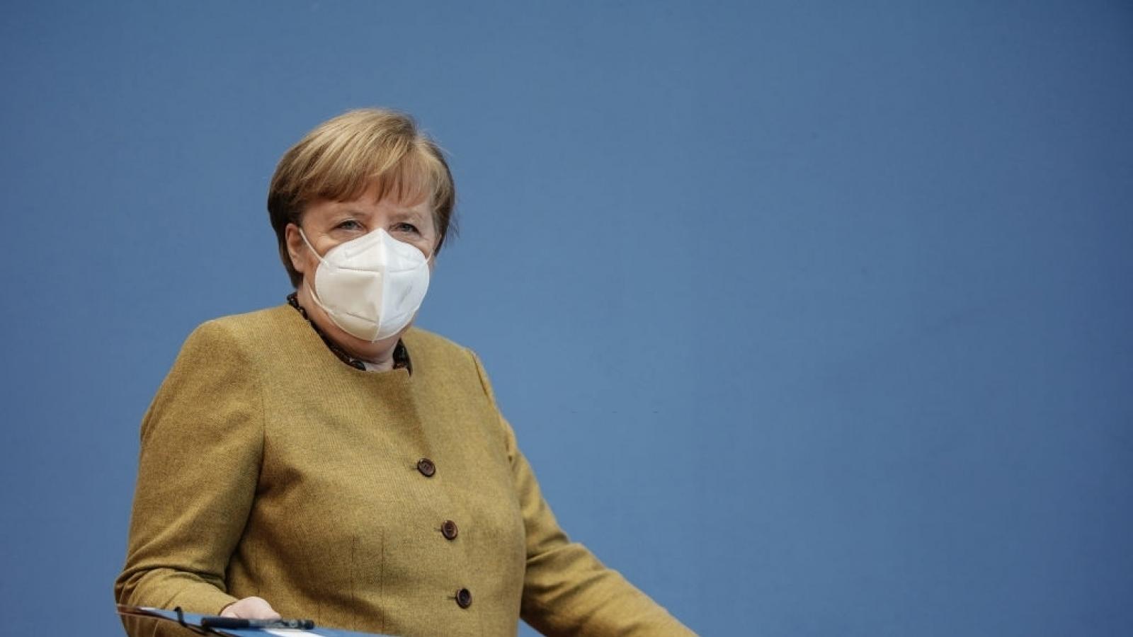 Thủ tướng Đức xin lỗi dân chúng, hủy kế hoạch phong tỏa dịp lễ Phục sinh
