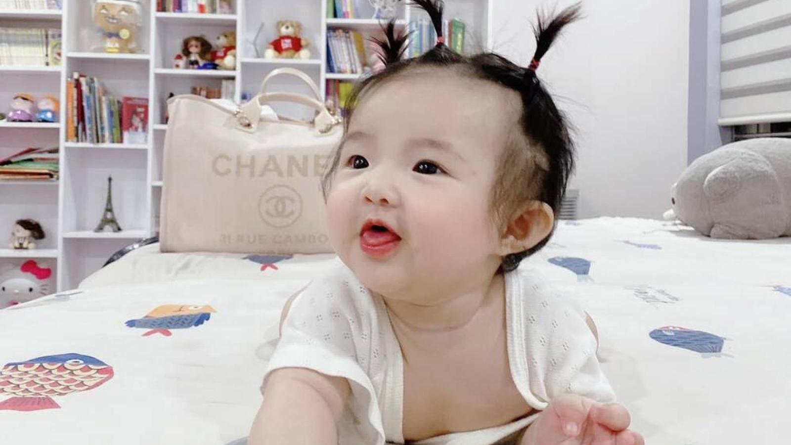 Chuyện showbiz: Á hậu Thúy Vân bất ngờ nhận con gái Đông Nhi - Ông Cao Thắng là con dâu