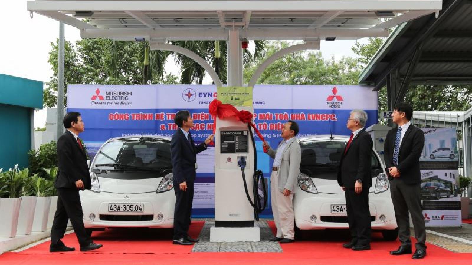 Đà Nẵng có cơ chế khuyến khích phát triển 300 trạm sạc ô tô điện