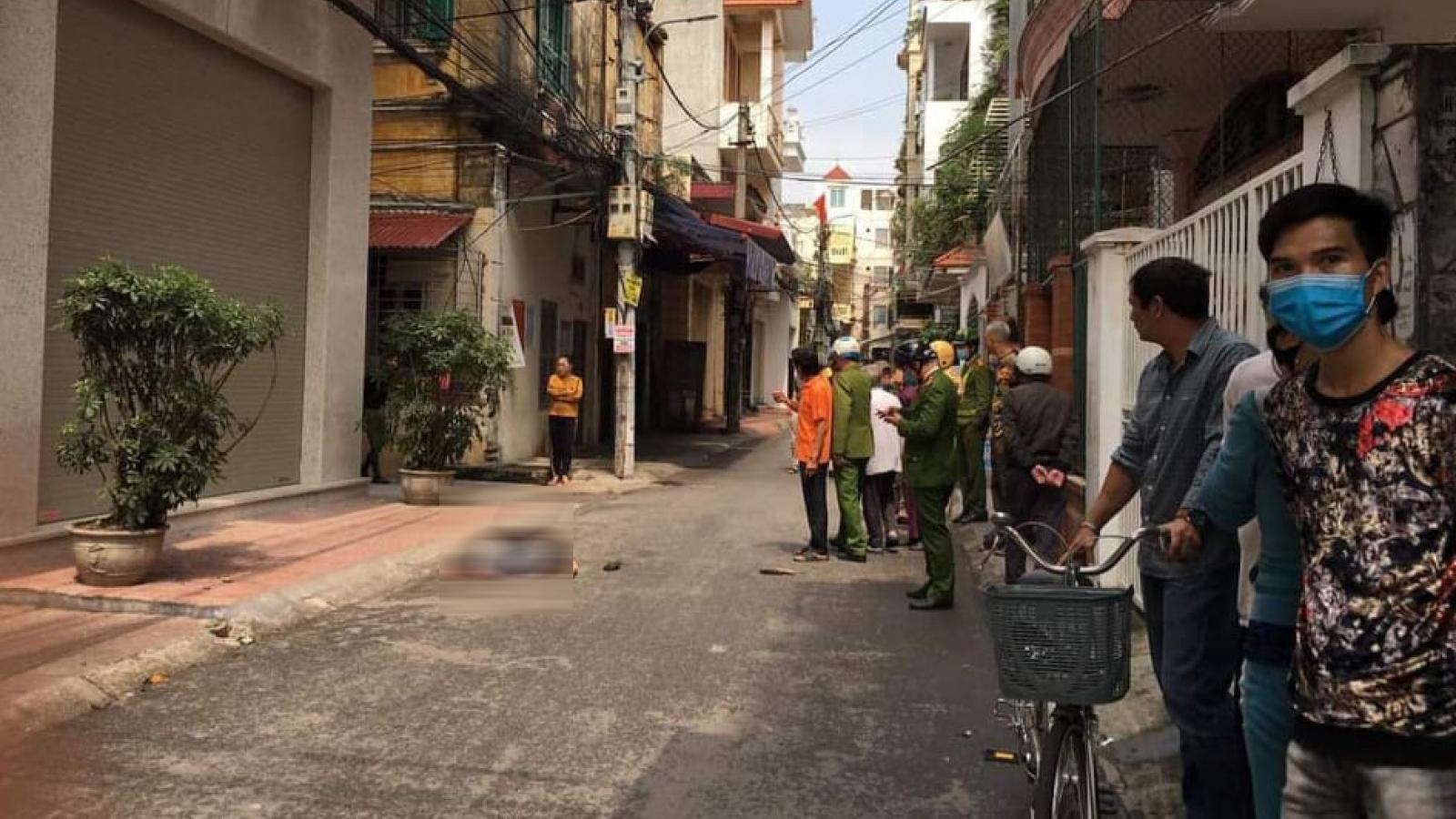 Hung thủ dùng daosát hại bác dâu tại Hải Phòng ra đầu thú tại Quảng Ninh