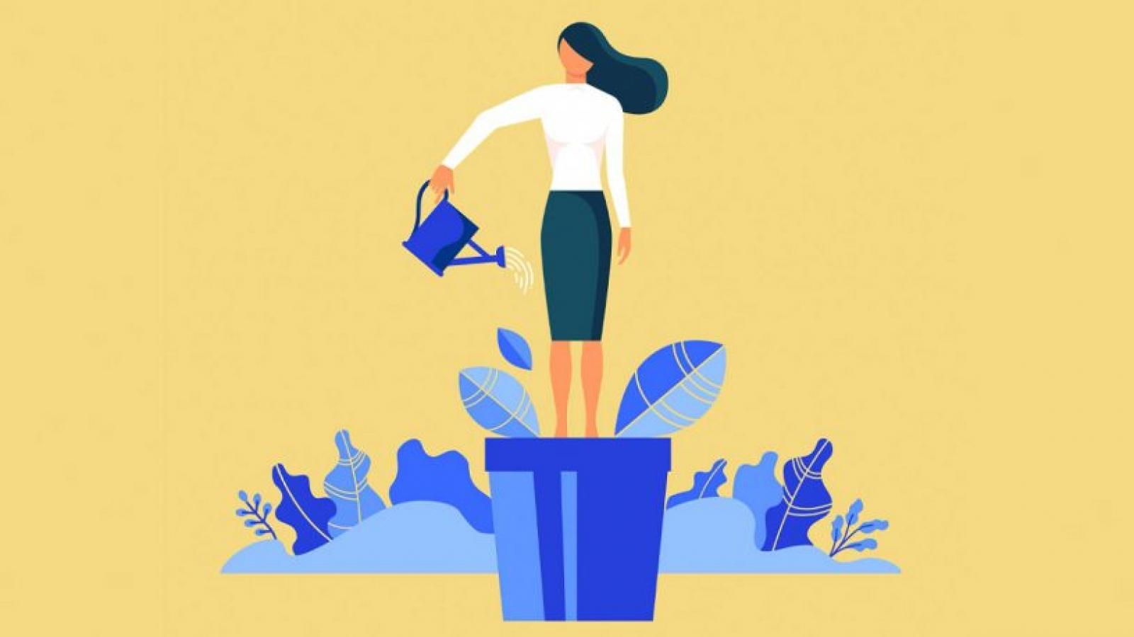 5 thói quen tốt giúp bạn phát triển bản thân