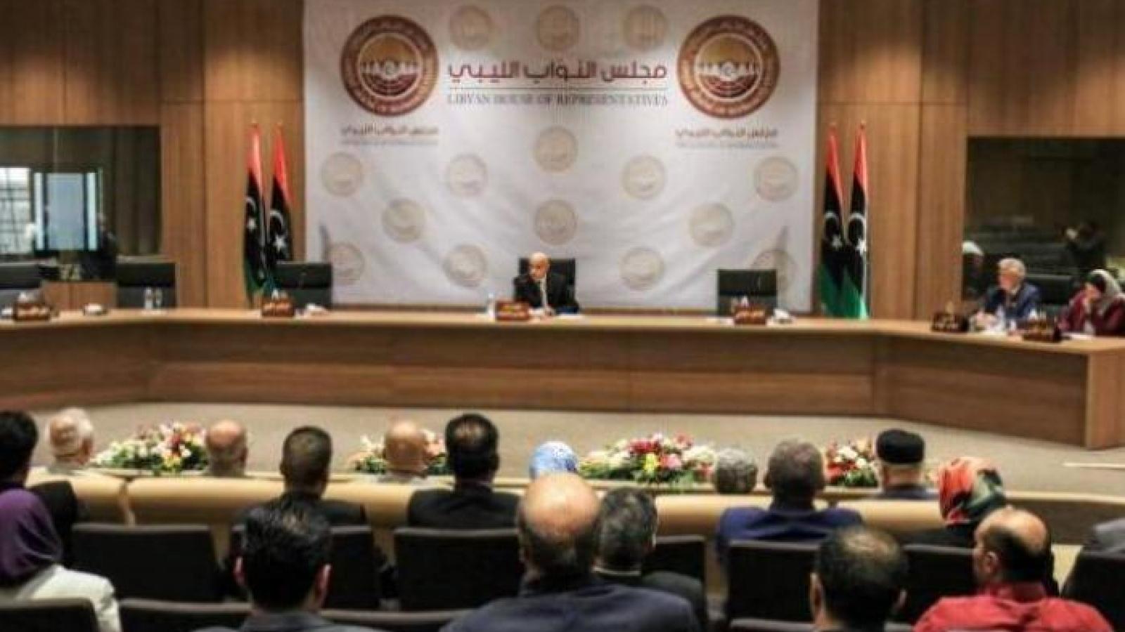 Cộng đồng quốc tế ủng hộ trao tín nhiệm cho chính phủ chuyển tiếp Libya
