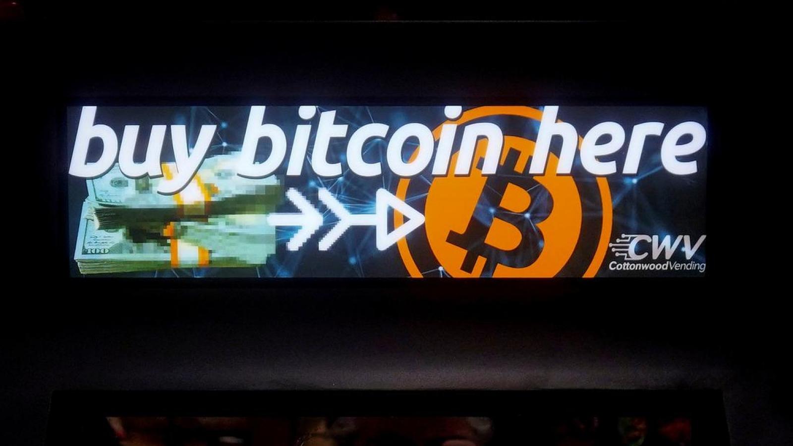 Bitcoin lại lập mức kỷ lục mới, vượt ngưỡng 60.000 USD