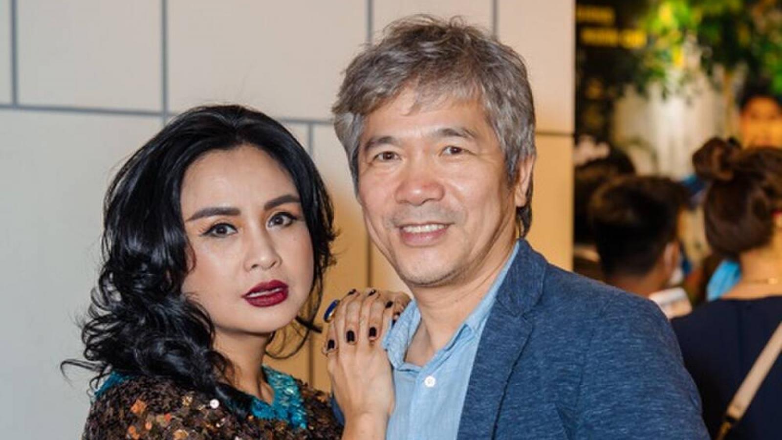 Chuyện showbiz: Diva Thanh Lam sánh đôi hạnh phúc bên bạn trai