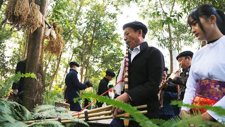 Forest God worship ritual recognised as intangible cultural heritage