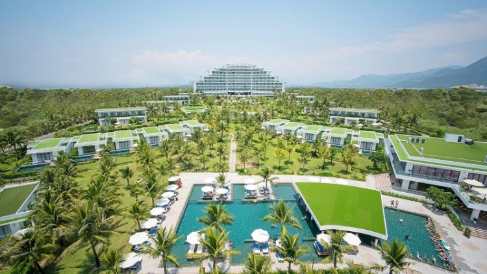 Thiên đường nghỉ dưỡng nhiều trải nghiệm mới tại Cam Ranh Riviera