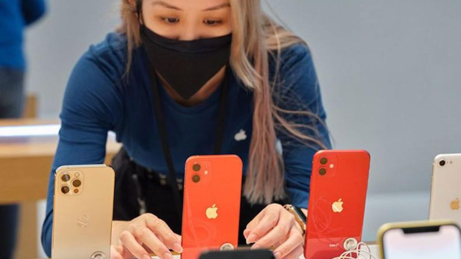 Thiếu chip, Apple có thể tăng giá bán iPhone 13