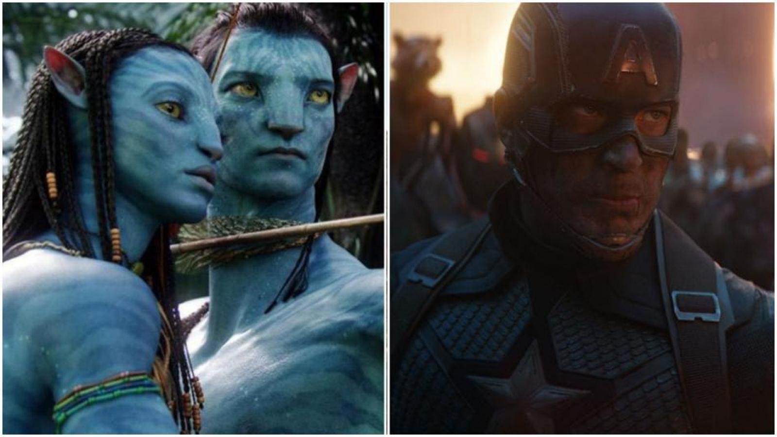 """Vượt """"Avengers: Endgame"""", bom tấn """"Avatar"""" giành lại ngôi vị bộ phim códoanh thucao nhất"""
