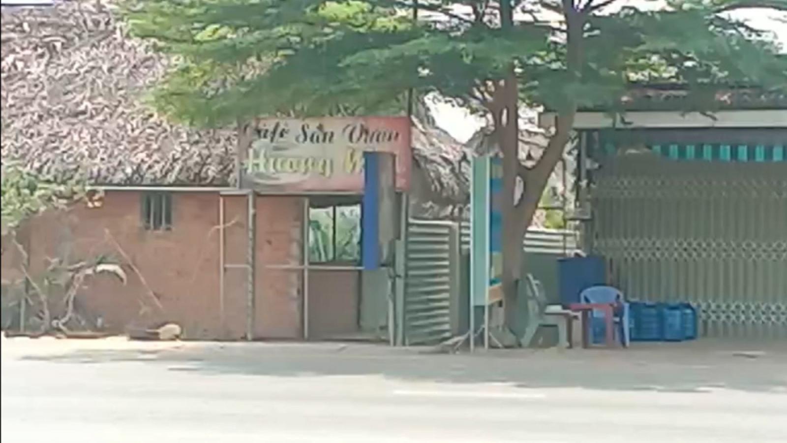 Bình Phước: Bị sàm sỡ, nữ tiếp viên gọi chủ quán cà phê đánh khách tử vong