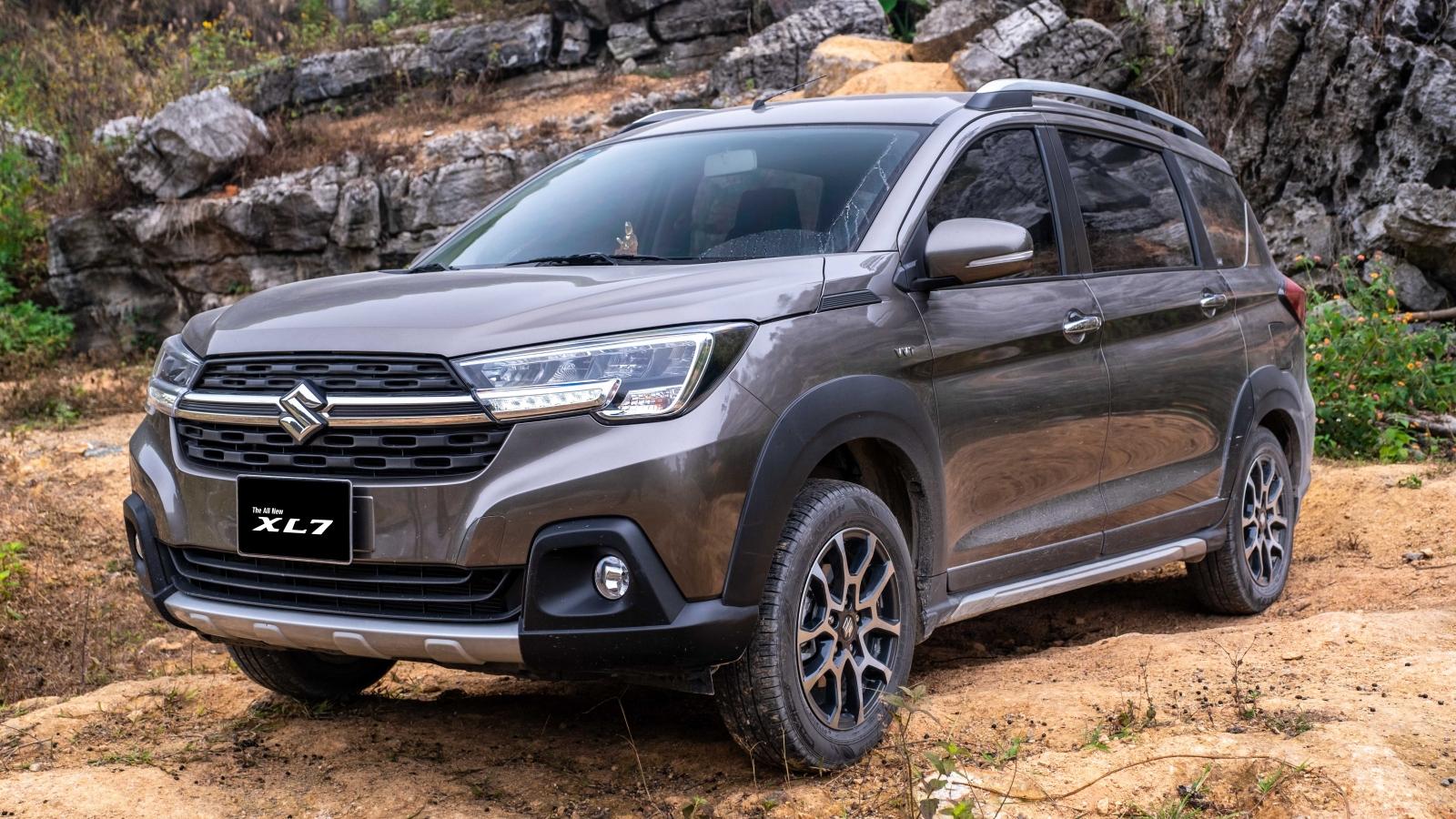 Giúp ước mơ sở hữu Suzuki XL7 gần hơn chỉ với 73,5 triệu đồng
