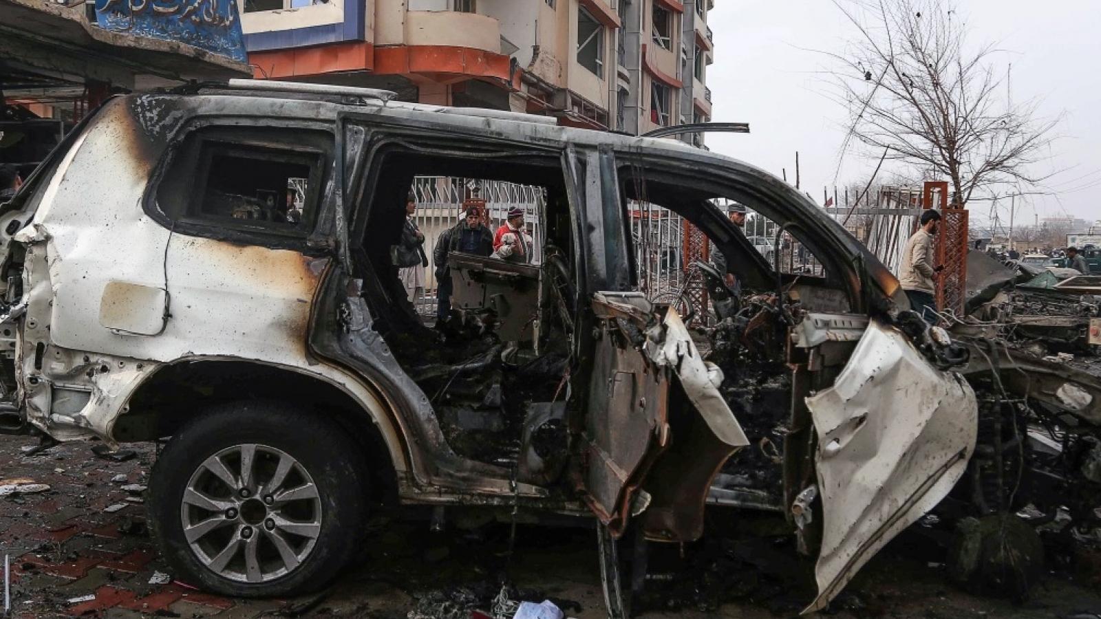 Cư dân Afghanistan nơm nớp lo sợ bom dính chết người - vũ khí khủng bố mới nhất