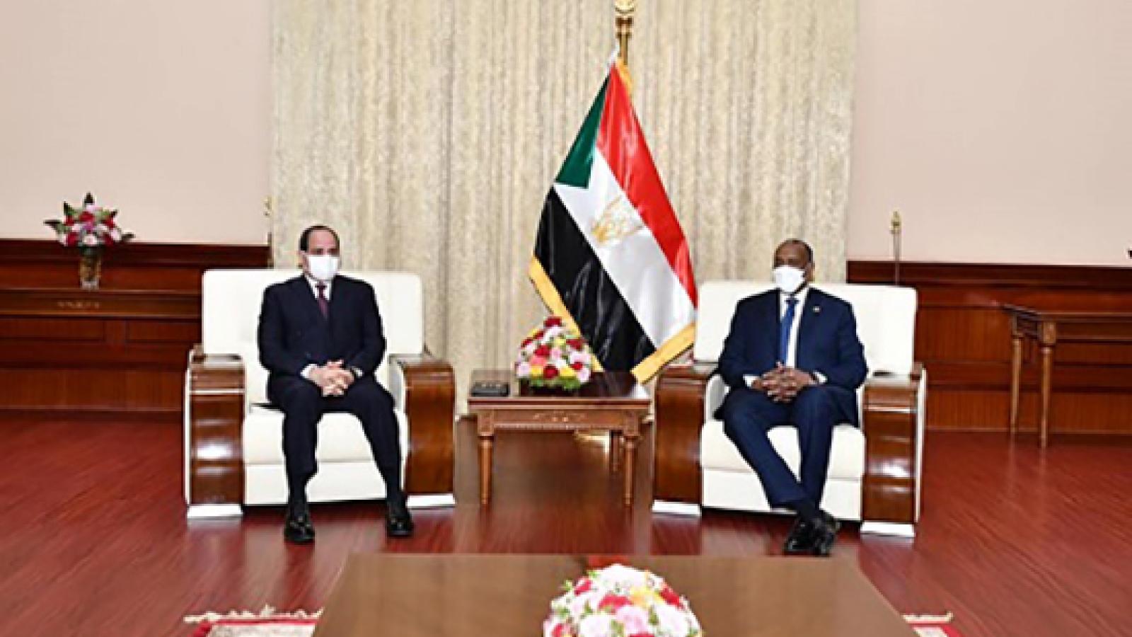 Ai Cập và Sudan từ chối mọi biện pháp đơn phương với nguồn tài nguyên sông Nile