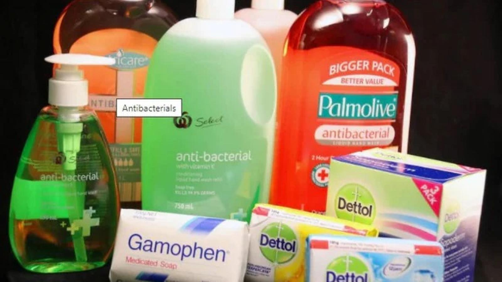 Chuyên gia Australia: Xà phòng diệt khuẩn đang tạo ra siêu vi khuẩn kháng kháng sinh