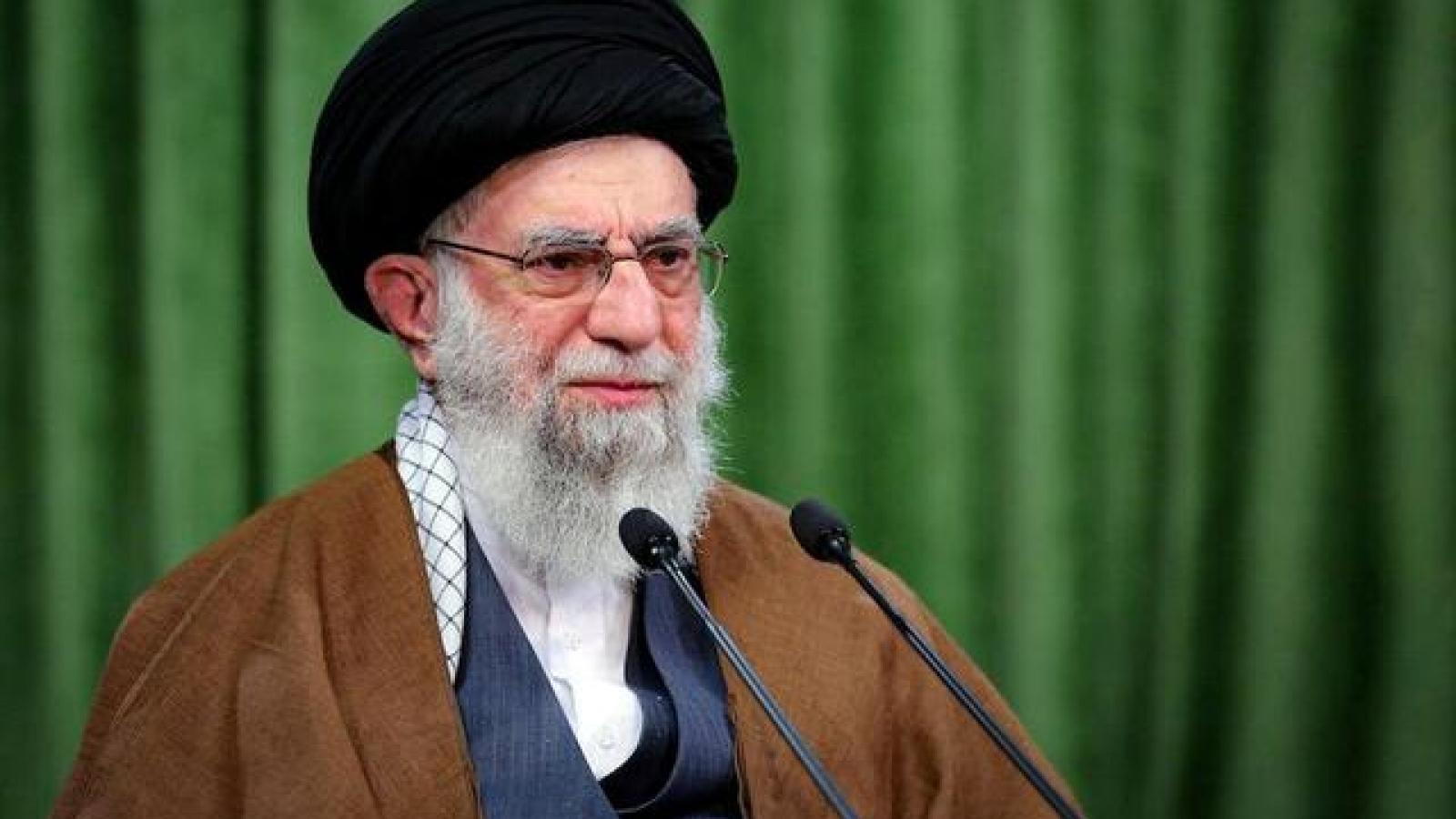 """Lãnh tụ tối cao Khamenei: """"Iran không còn tin vào lời hứa của Mỹ"""""""