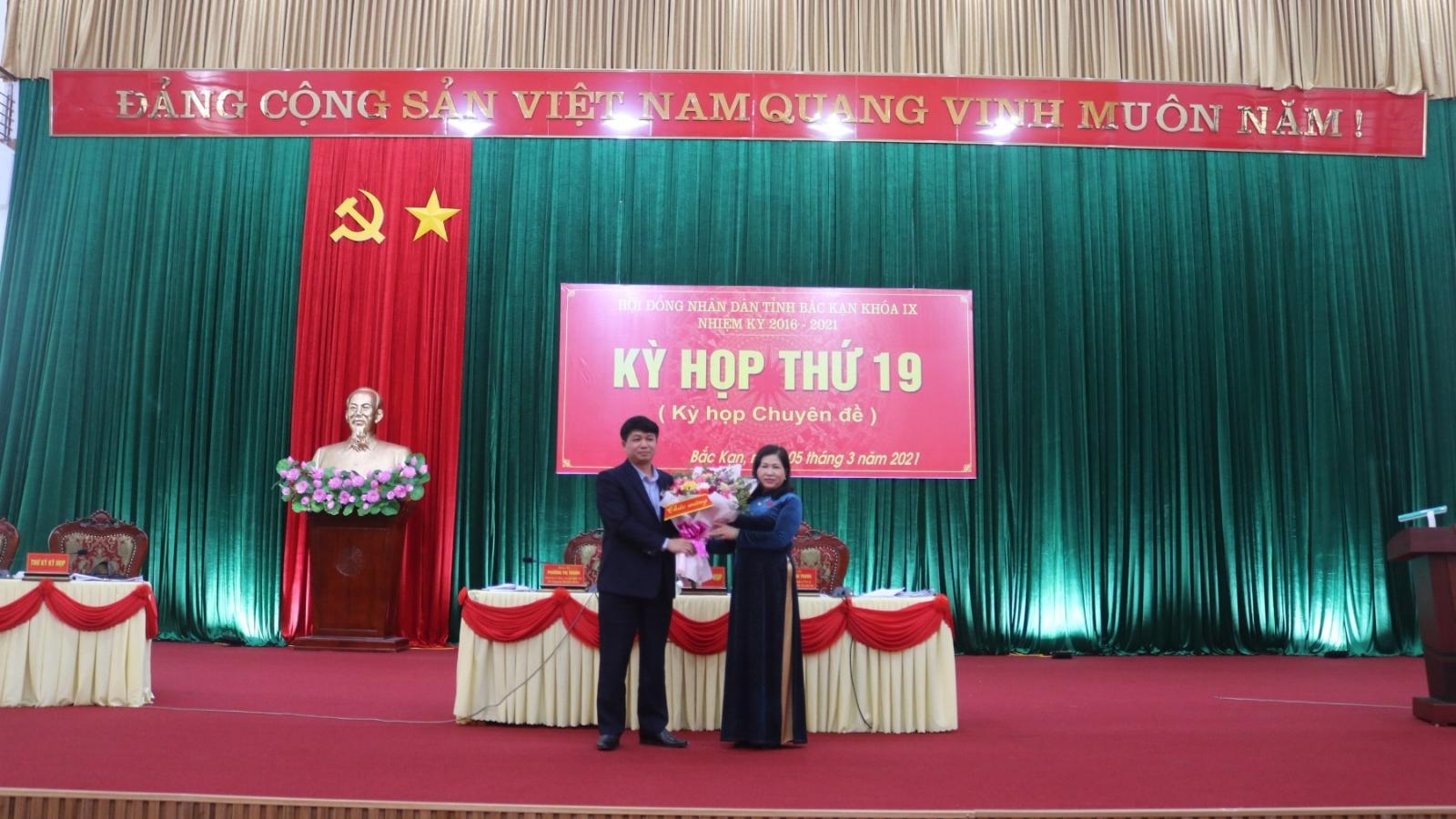 Bắc Kạn bầu bổ sung Phó Chủ tịch HĐND tỉnh