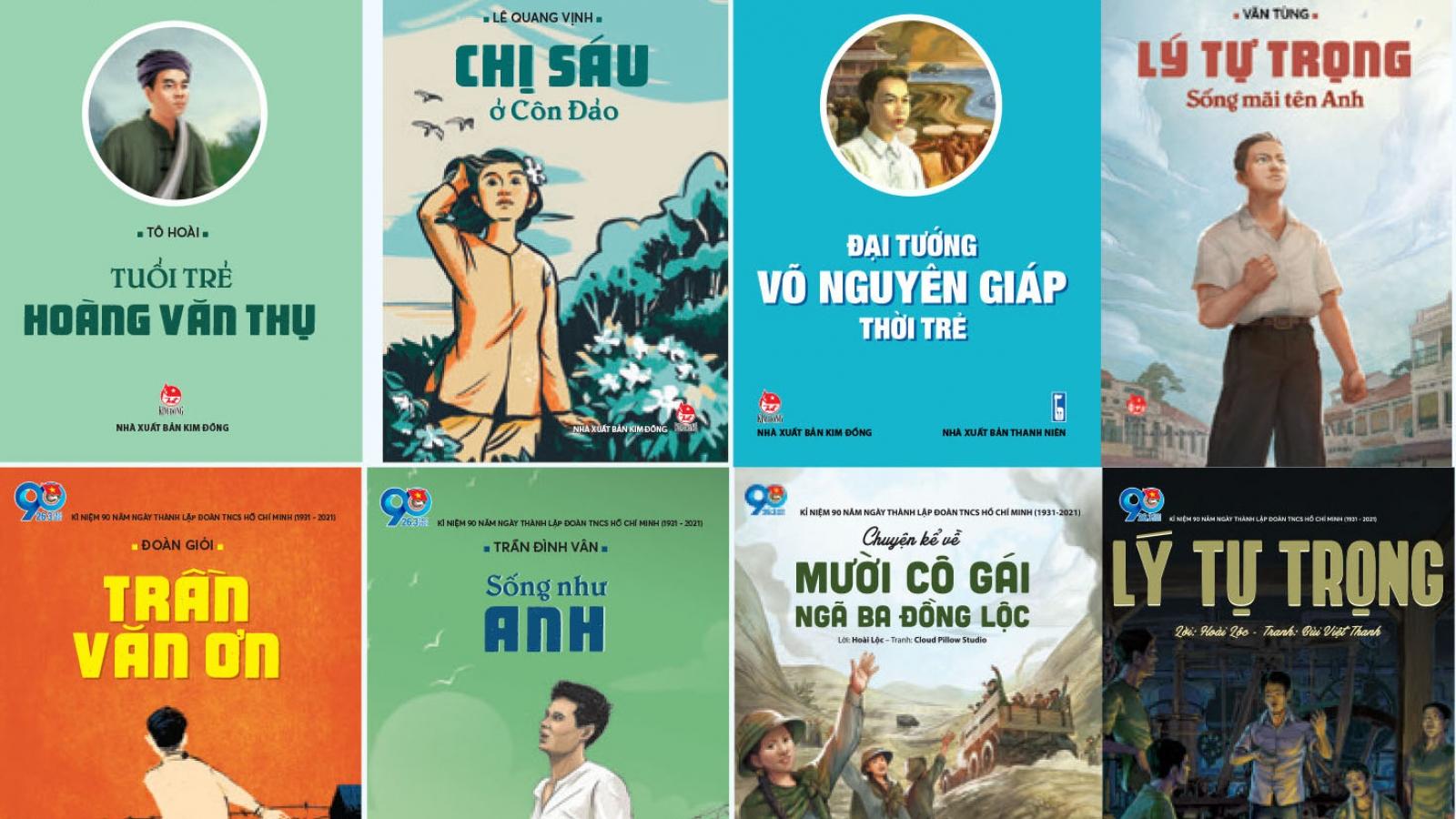 """Ra mắt bộ ấn phẩm """"Tự hào Tuổi trẻ Việt Nam"""""""