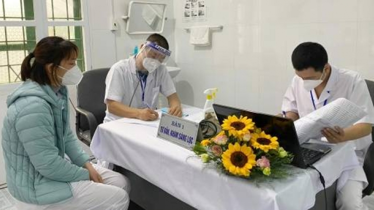 COVID-19: Vietnam records two local cases over 24 hours