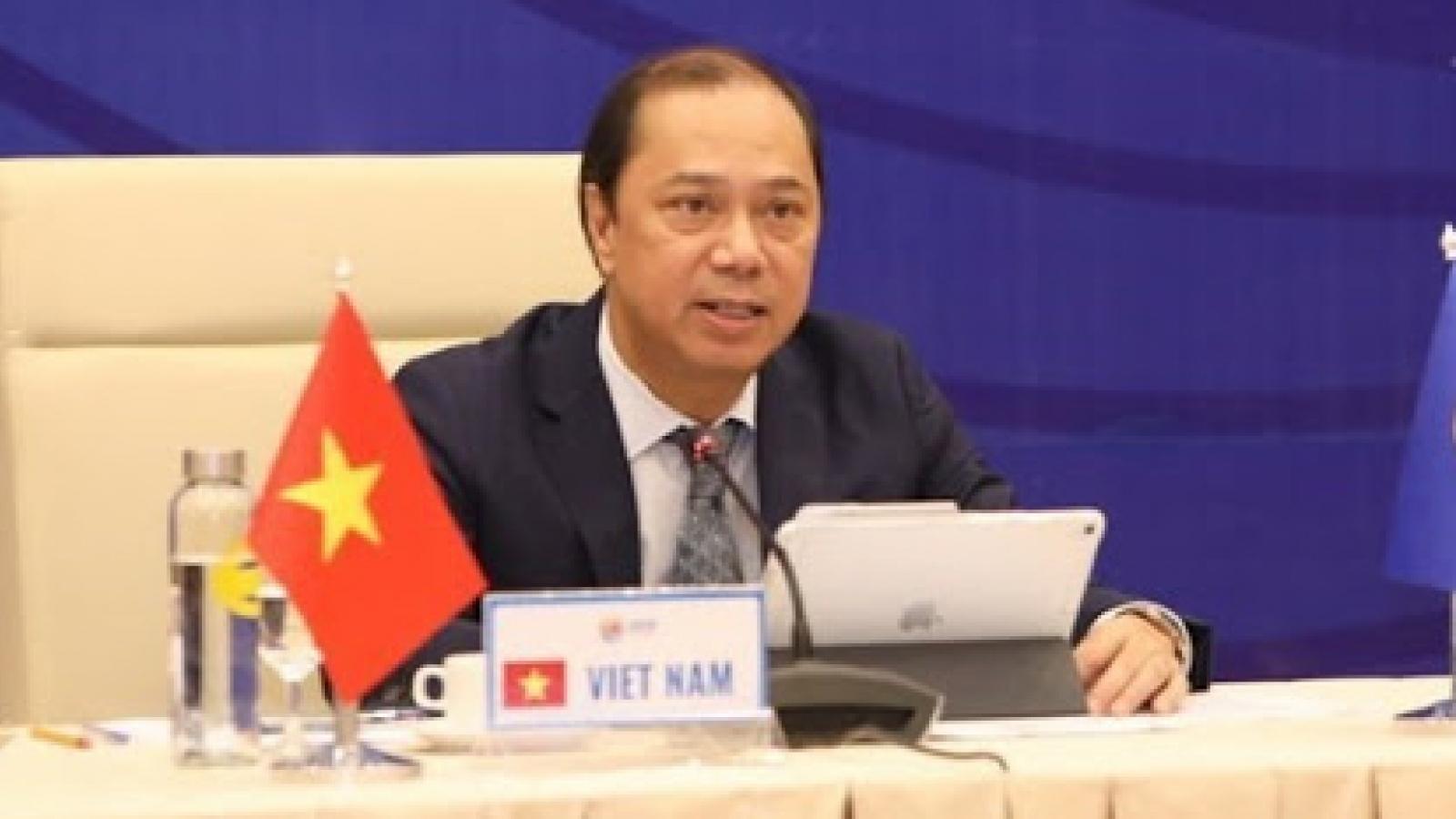 Deputy FM: Vietnam treasures ties with Germany