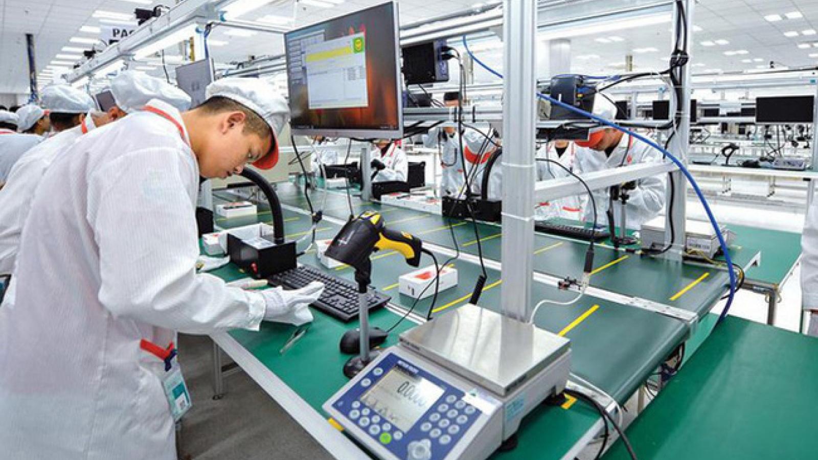 Singapore rót nhiều vốn FDI nhất vào Việt Nam trong quý I