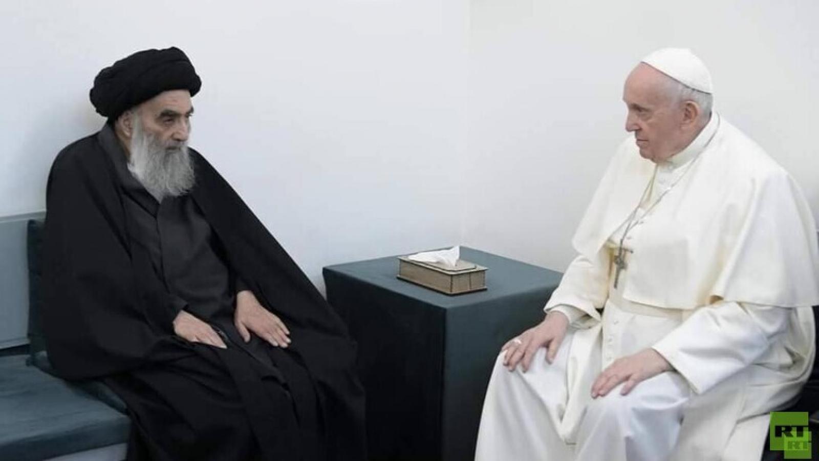 Đức Giáo hoàng tới Iraq thúc đẩy hòa bình giữa các tôn giáo