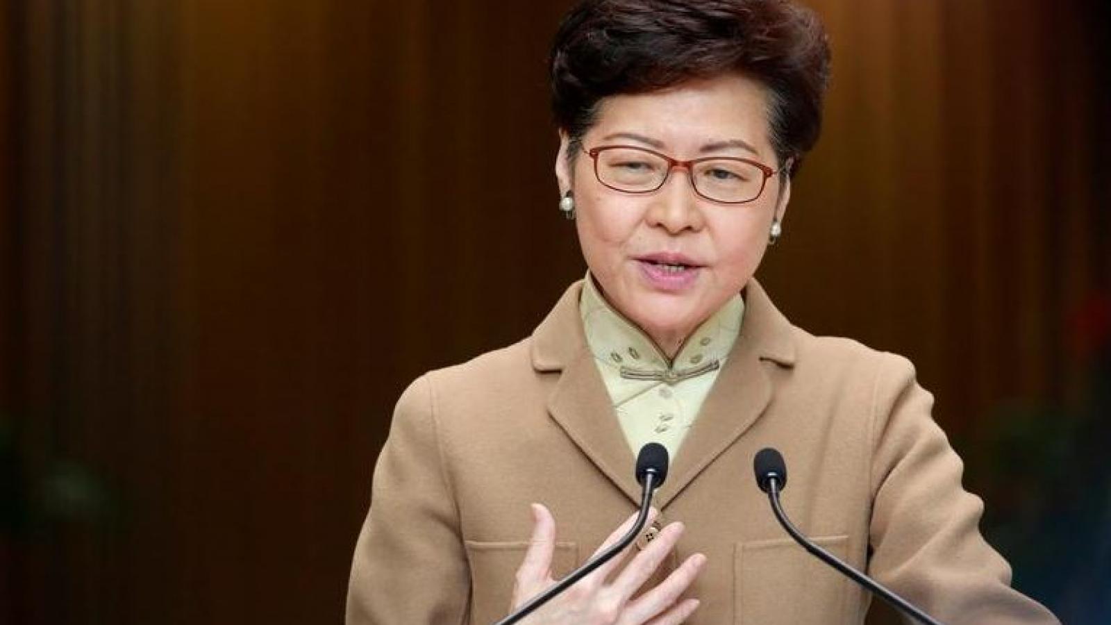 Chế độ bầu cử tại Hong Kong (Trung Quốc) sẽ hoàn tất trong 12 tháng