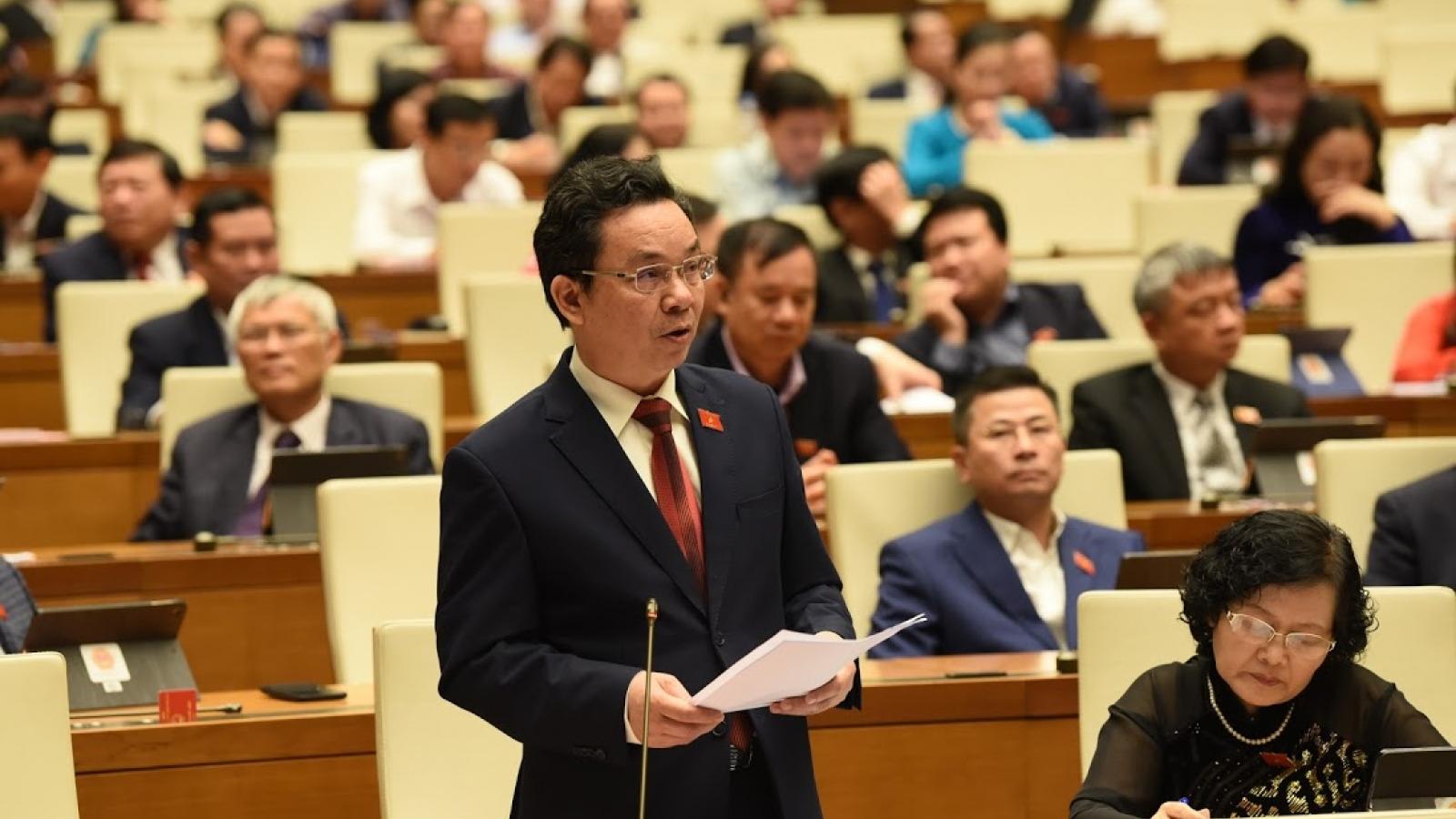 Quốc hội thảo luận Báo cáo công tác của Chủ tịch nước và Chính phủ