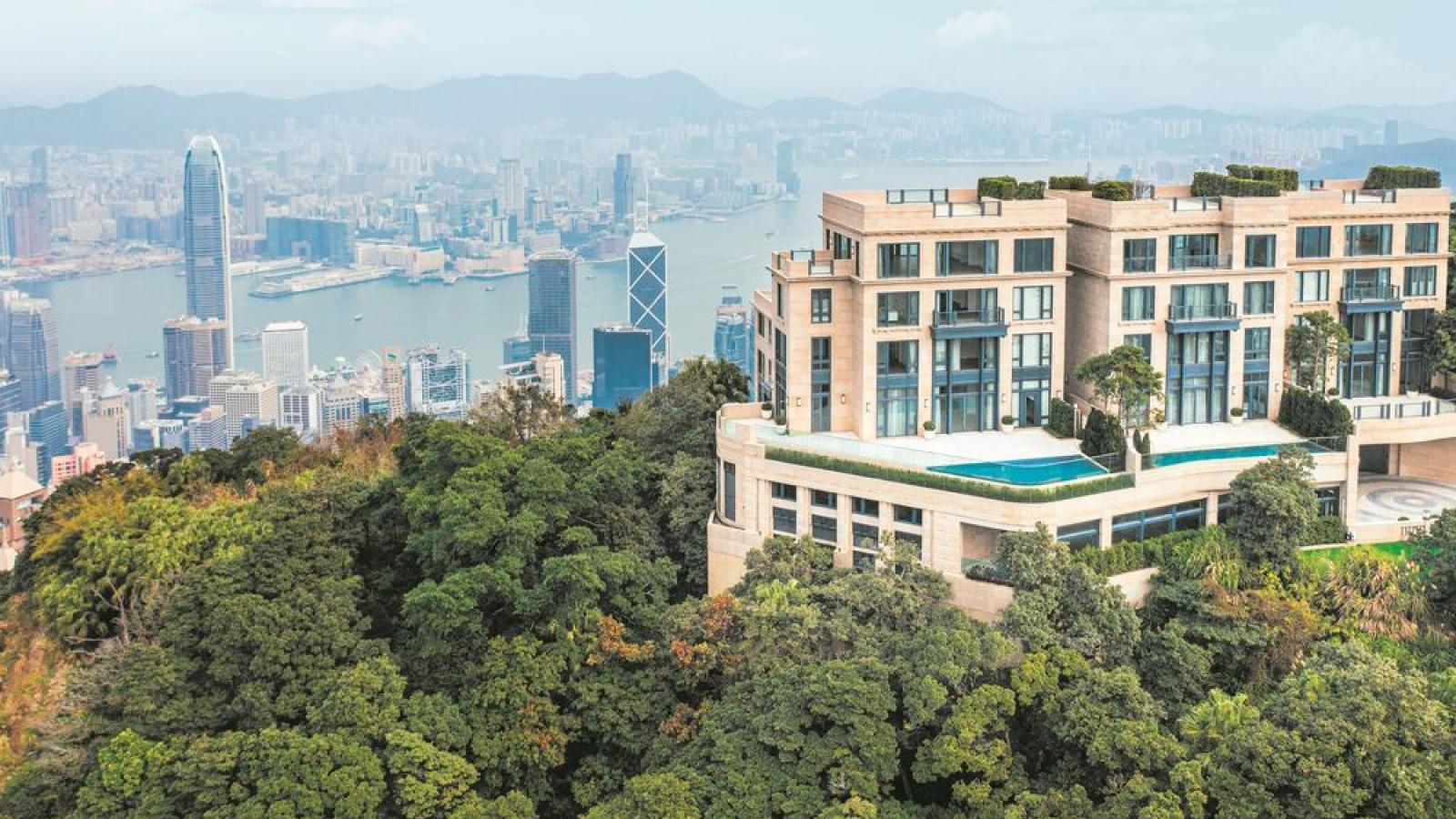 Tiền cho thuê nhà ở Hong Kong lập kỷ lục hơn 2 triệu USD/năm