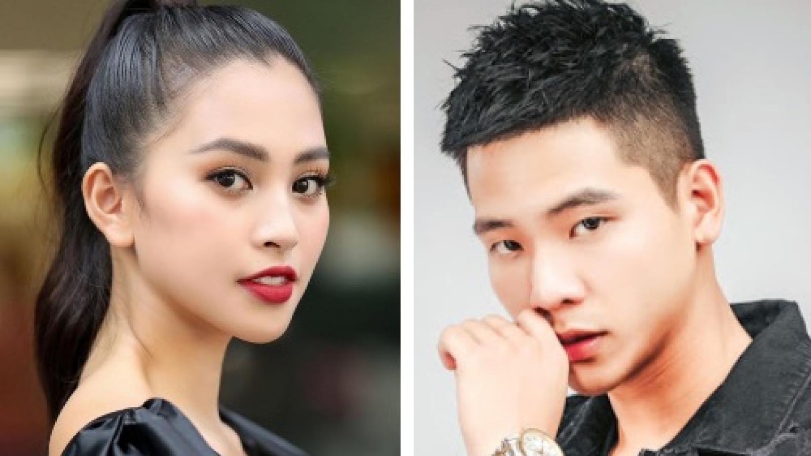 Chuyện showbiz: Hoa hậu Tiểu Vy hẹn hò Quân A.P?