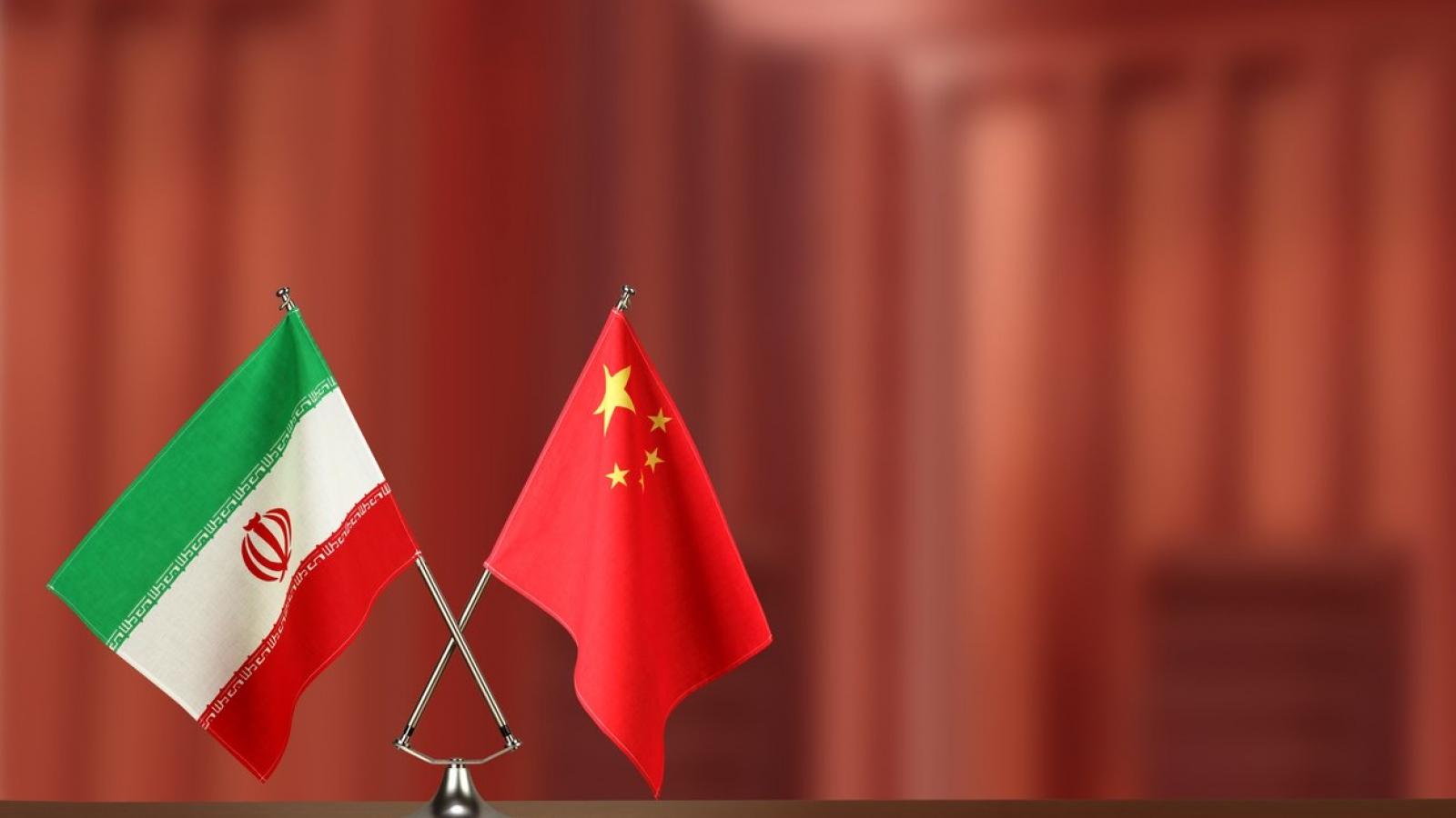 Canh bạc lớn của Trung Quốc ở Trung Đông