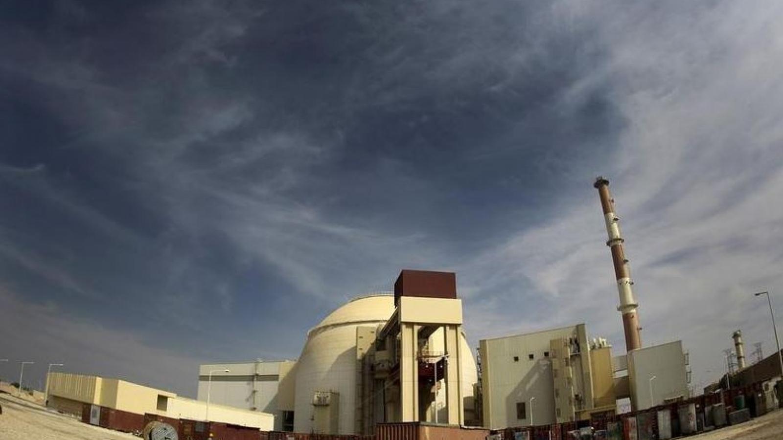 Iran làm giàu urani với dàn máy ly tâm tiên tiến, tiếp tục vi phạm thỏa thuận