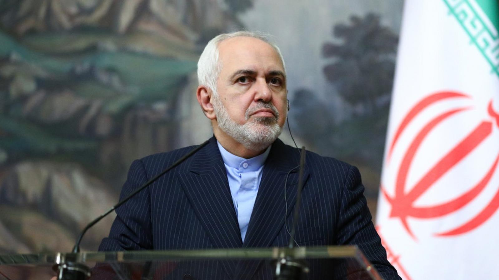 Iran từ chối đàm phán với Mỹ và EU về thỏa thuận hạt nhân