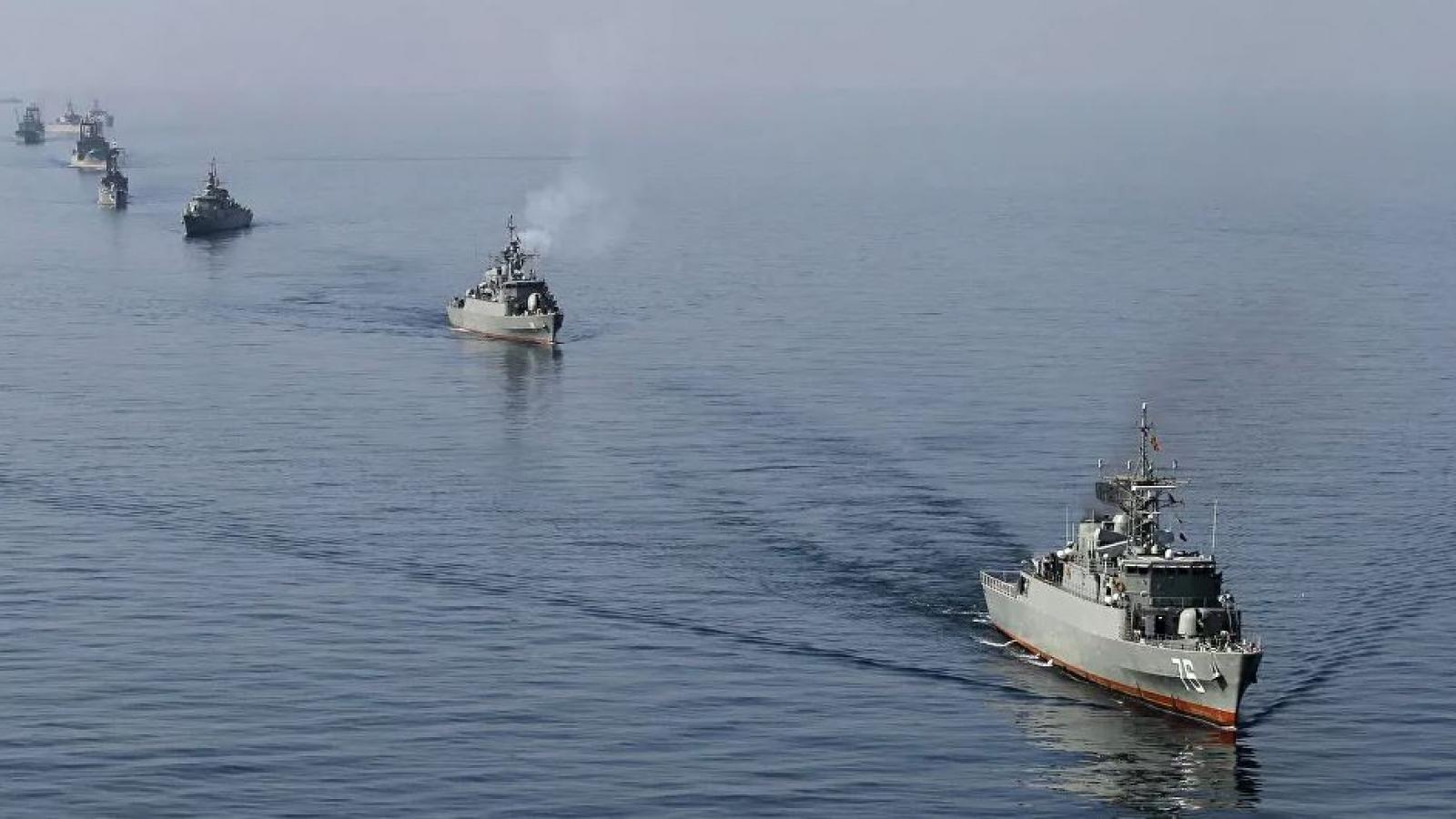 Phản ứng của Iran sau khi bị Israel cáo buộc tấn công tàu trên Vịnh Oman