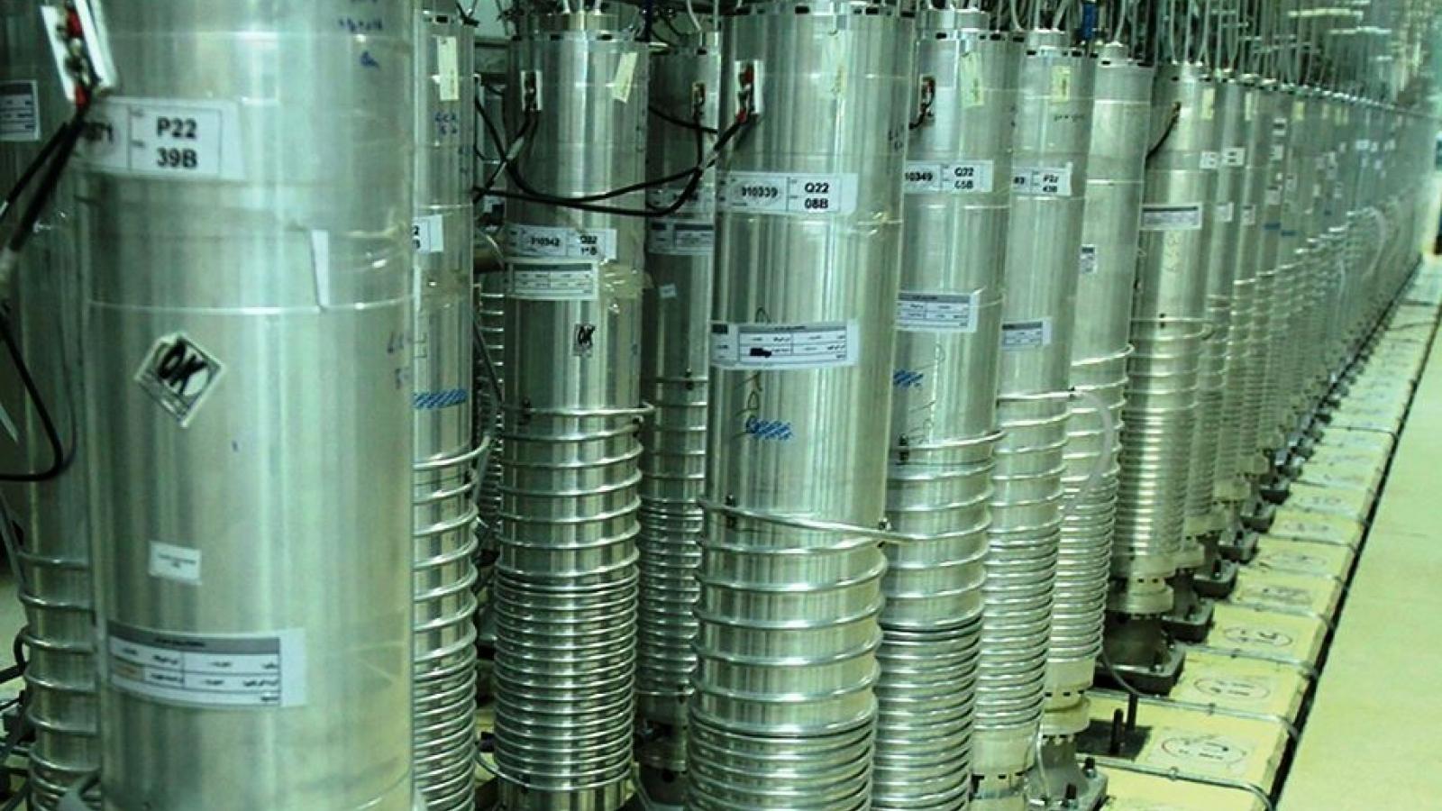 Iran sẽ phản ứng mạnh mẽ nếu IAEA ra nghị quyết chống nước này