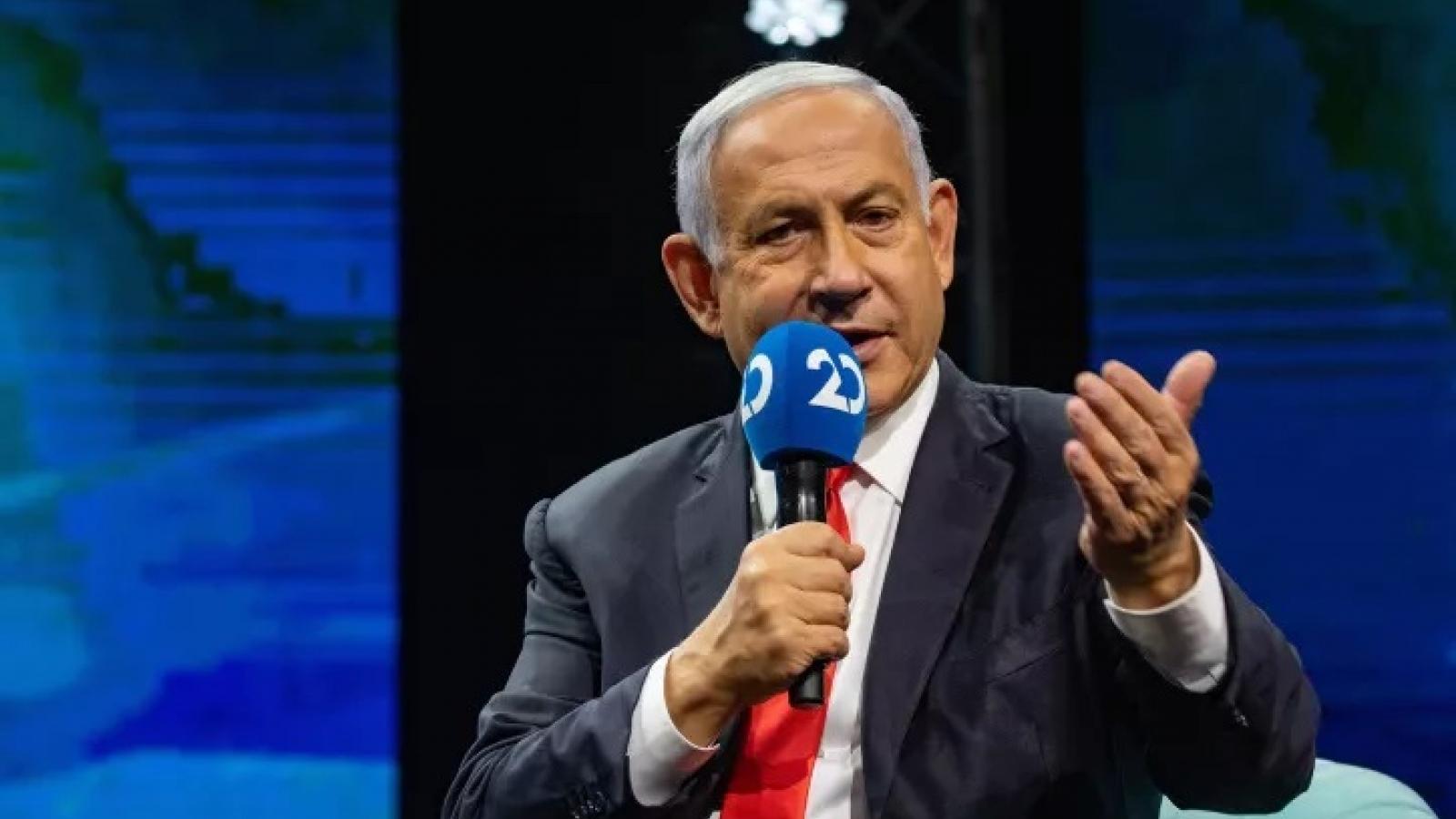 """Thủ tướng Israel tự tin sẽ """"thắng kiện"""" phiên tòa xét xử ông"""