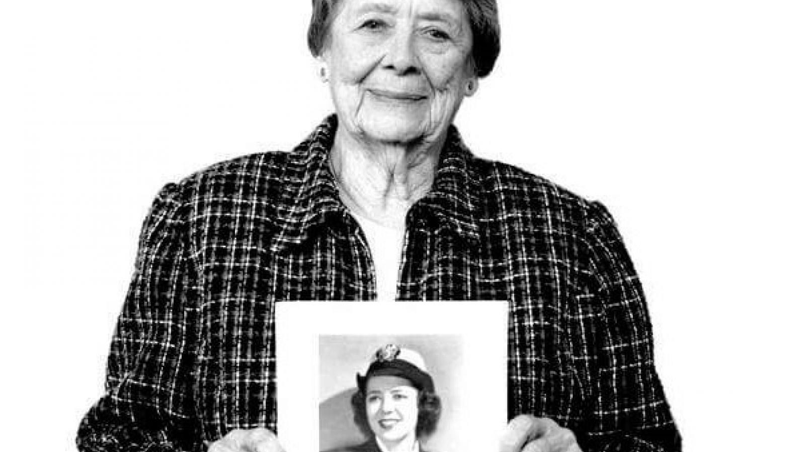 Nữ nhân viên phá mã 100 tuổi và lời tuyên thệ nghề nghiệp