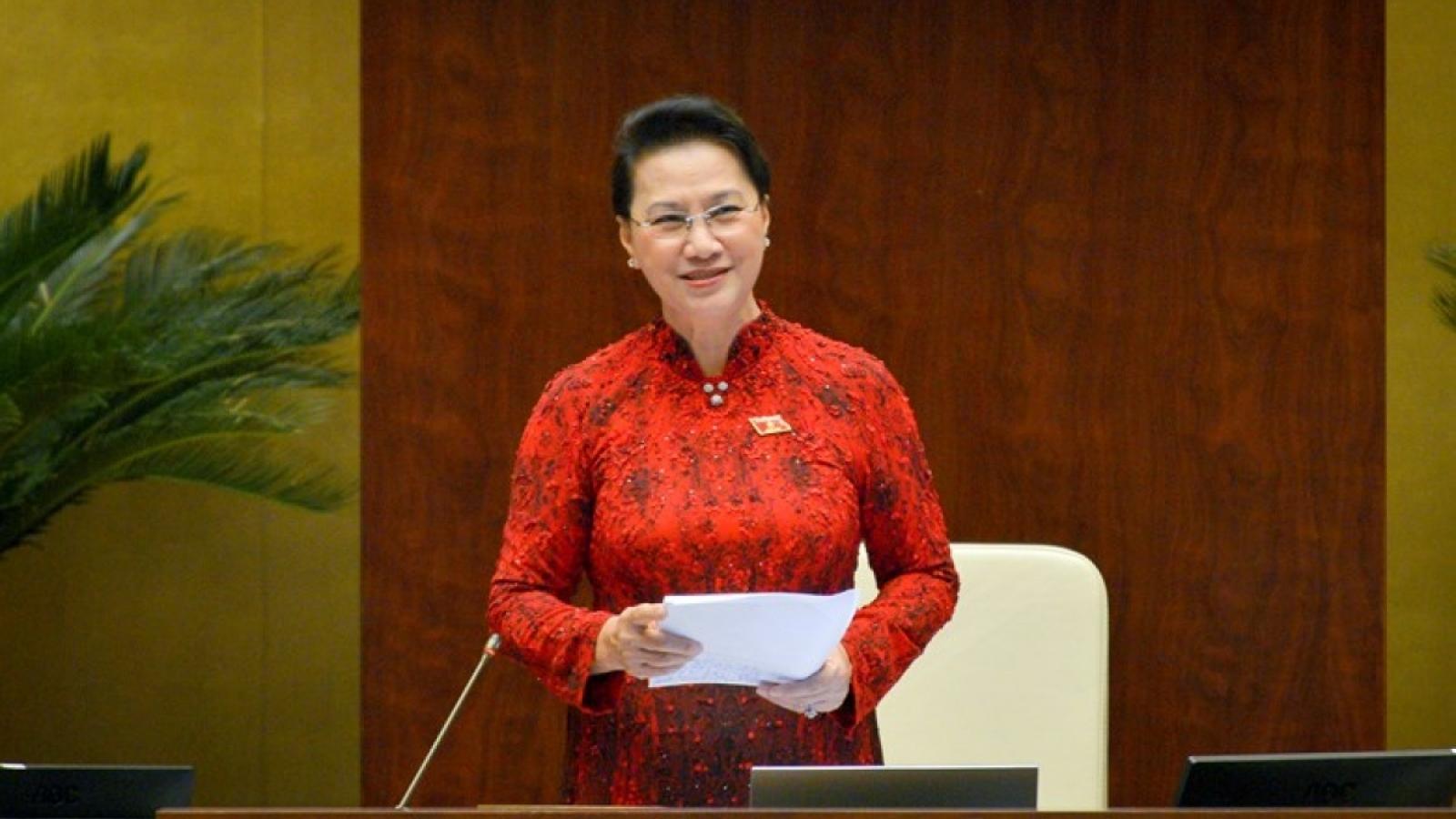 NA dismisses incumbent leader, prepares to elect new head