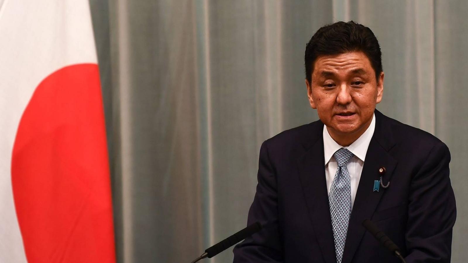Nhật Bản muốn cộng đồng quốc tế hiểu rõ bản chất Luật Hải cảnh Trung Quốc