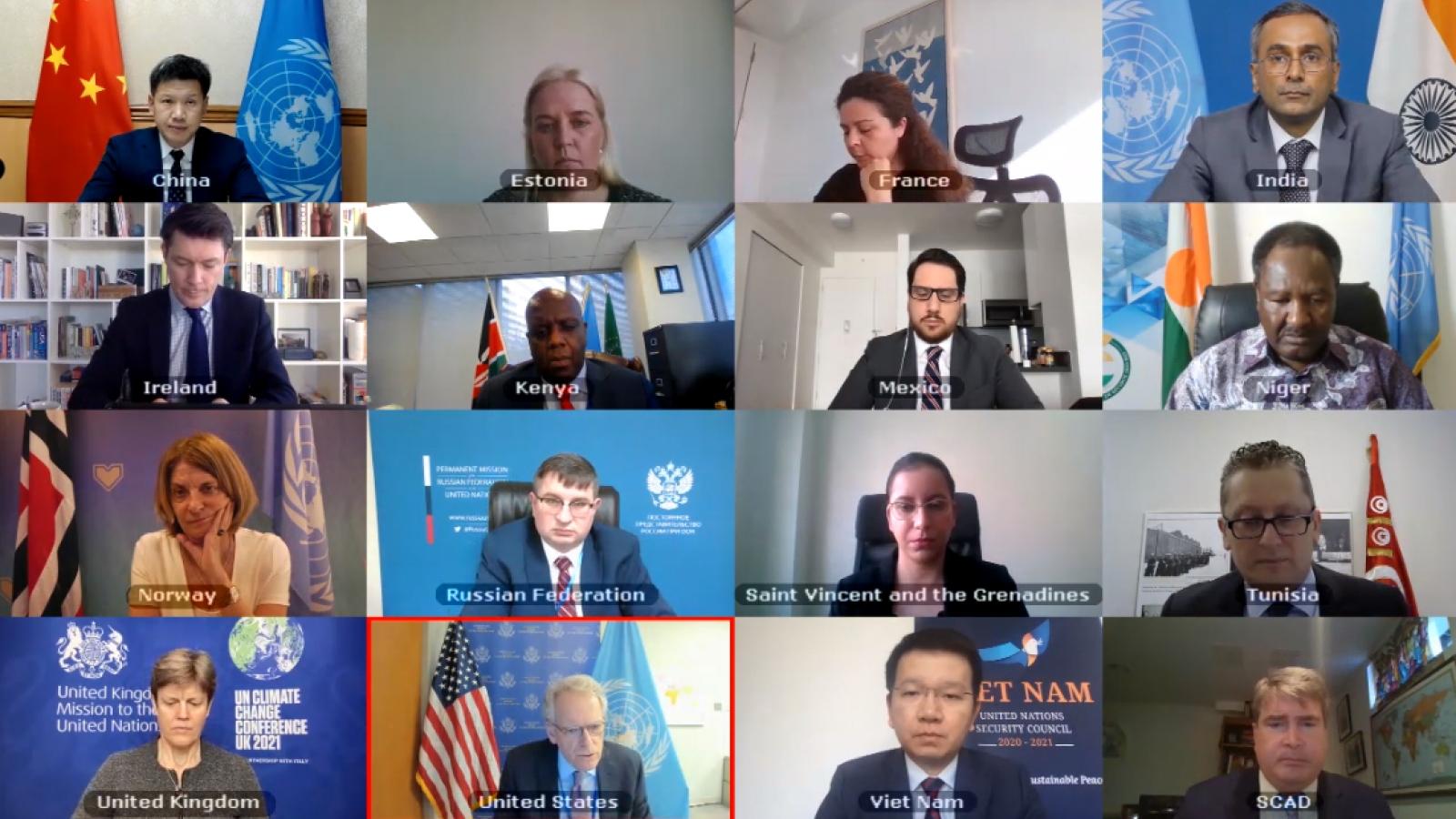 Hội đồng Bảo an thông qua các văn kiện về Nam Sudan,Cộng hòa Trung Phi, Somalia và Libya
