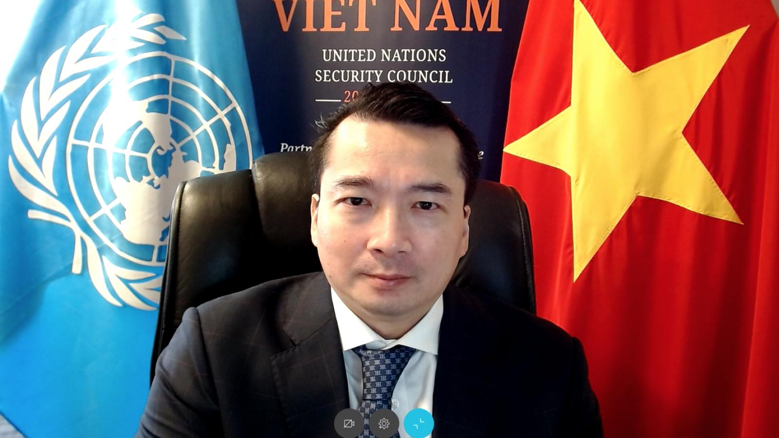 Hội đồng Bảo an LHQ họp về Tổ chức An ninh và Hợp tác ở châu Âu