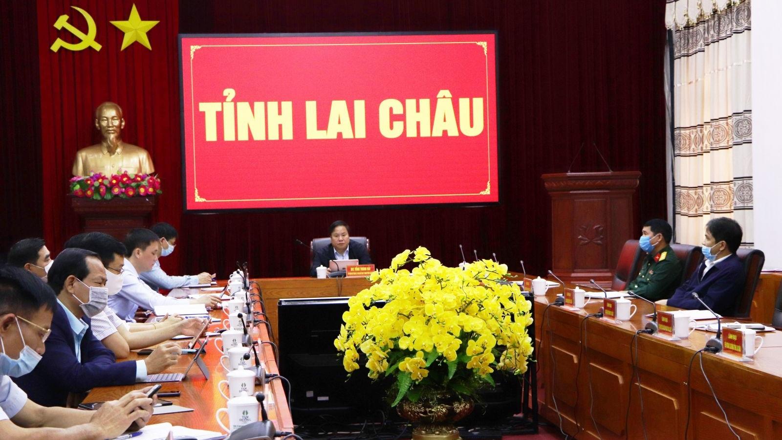 Lai Châuchốt danh sách sơ bộ 8 hồ sơ ứng cử đại biểu Quốc hội sau hiệp thương lần2
