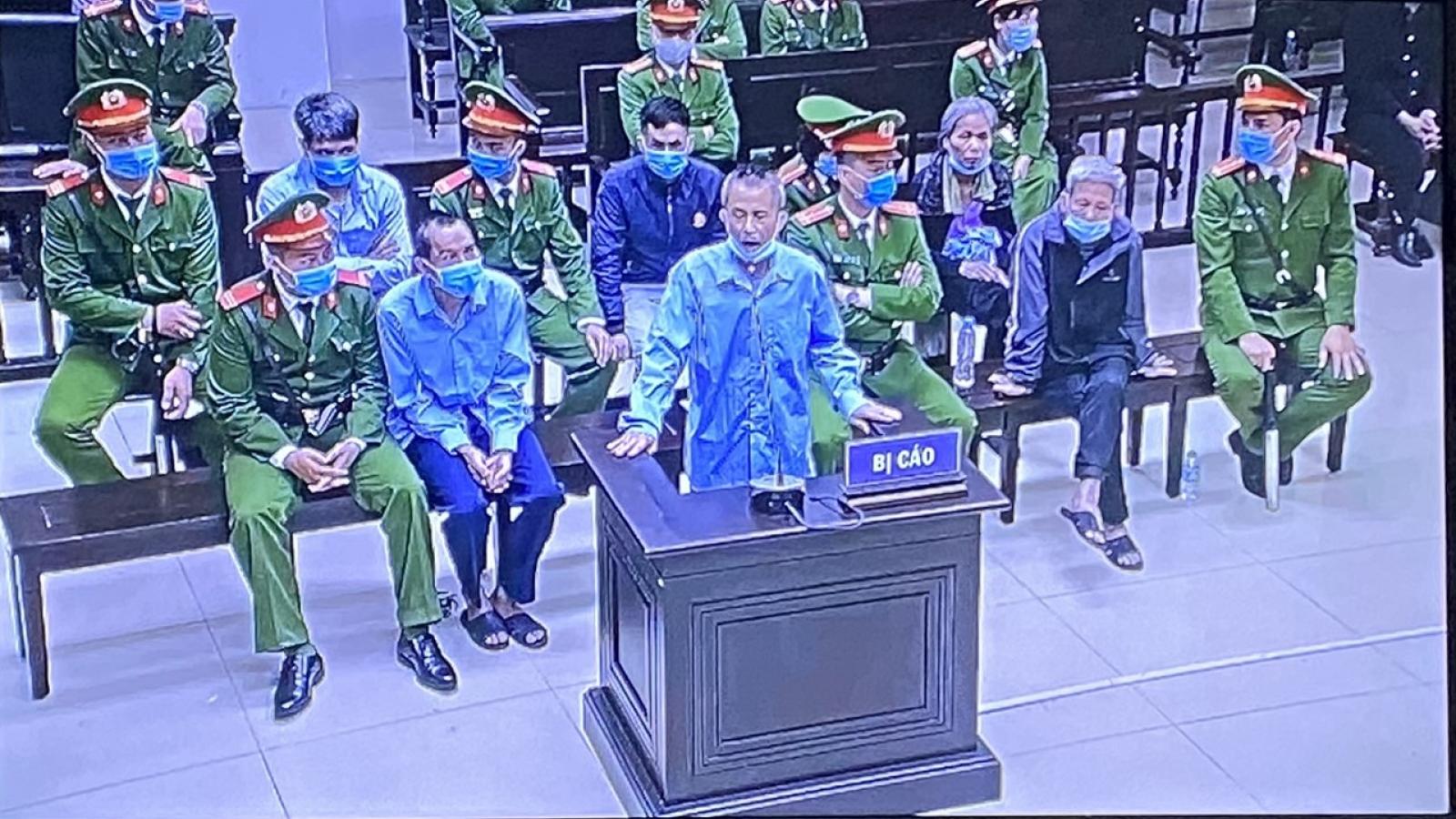 Xử vụ Đồng Tâm: Lê Đình Công thừa nhận nhiều lần góp tiền để chống cảnh sát