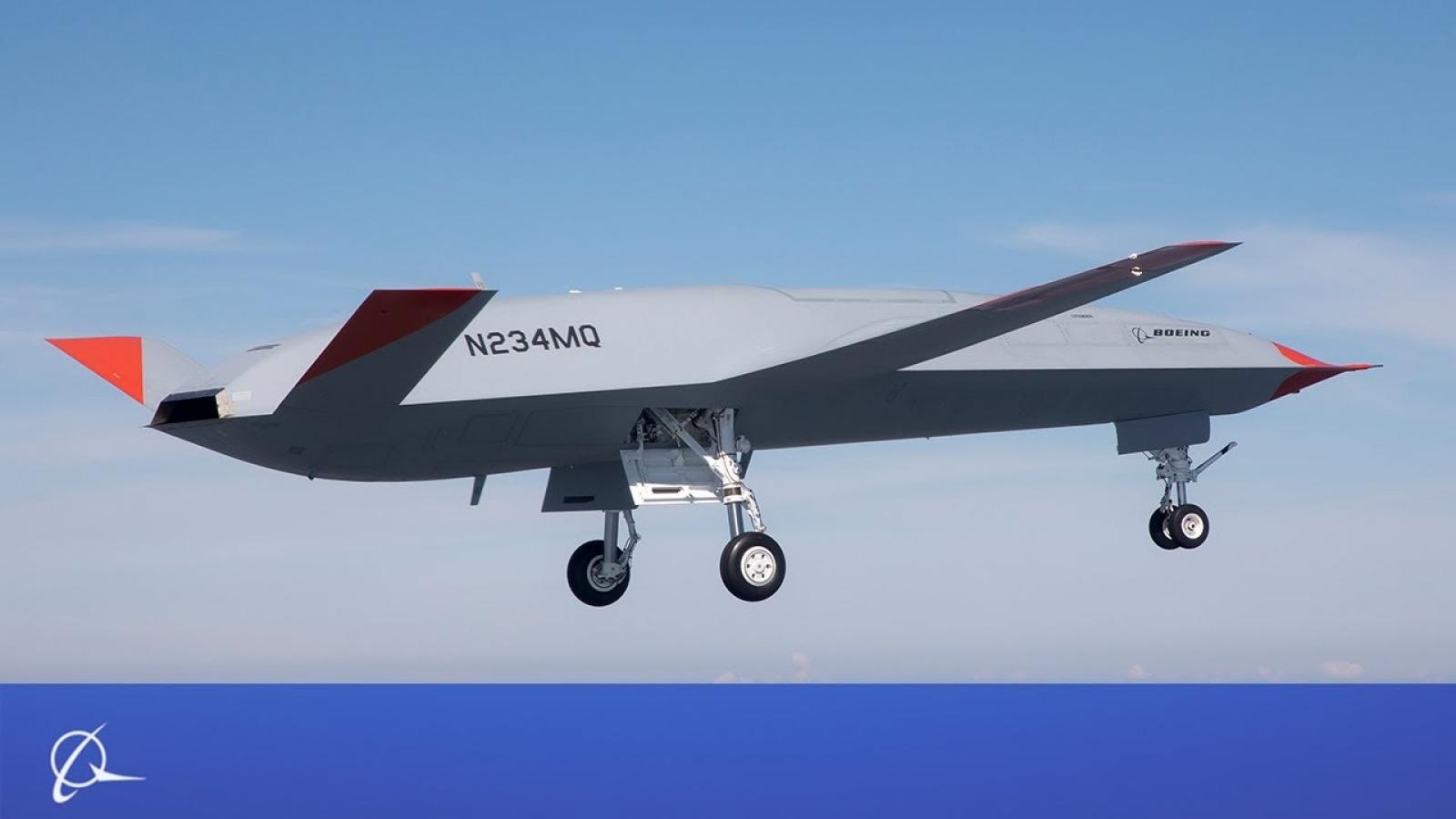 UAV tiếp nhiên liệu MQ-25 thử nghiệm kéo dài thời gian hoạt động
