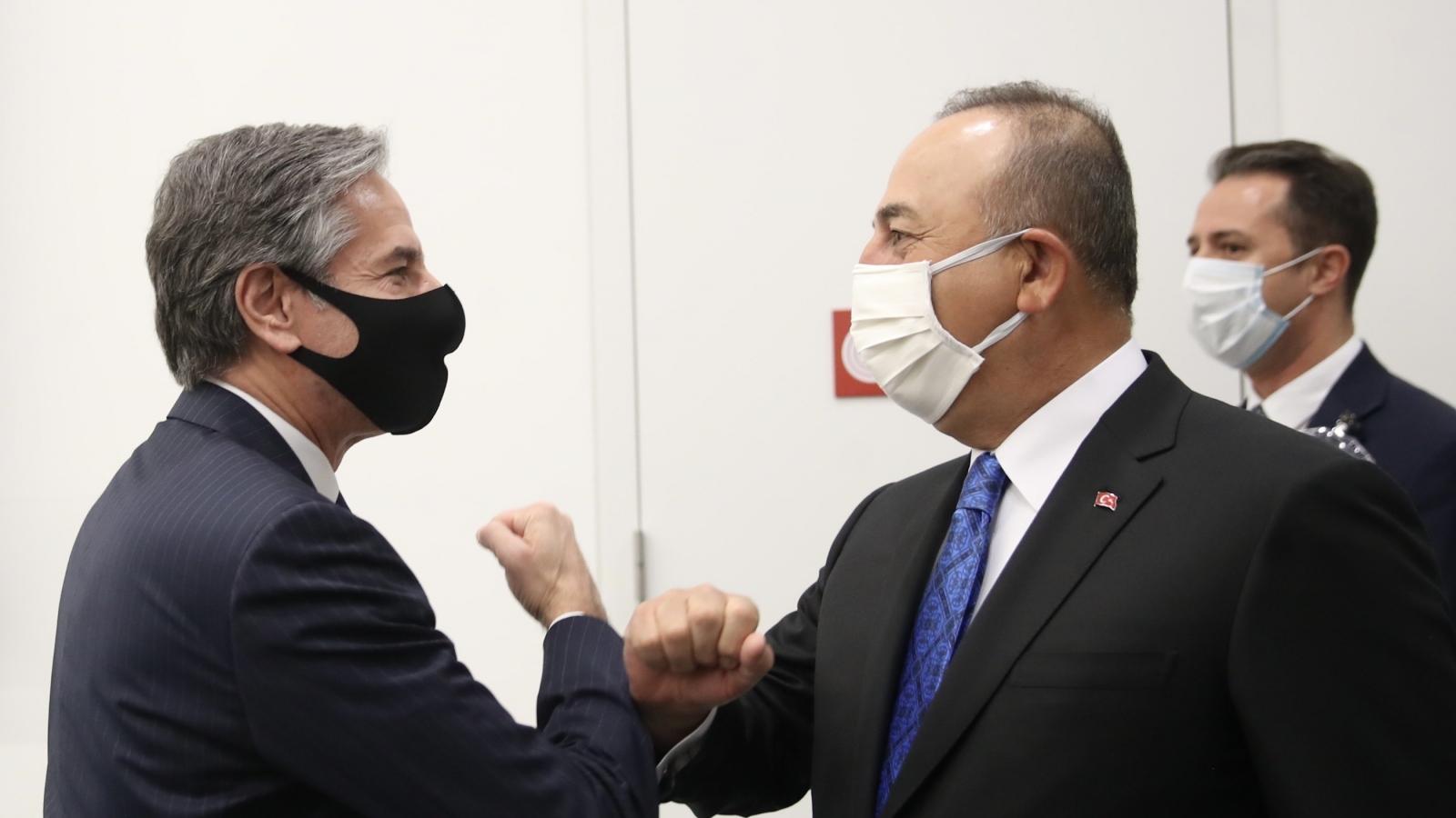 Cuộc gặp trực tiếp Mỹ - Thổ đầu tiên: Lời mở đầu để cài đặt lại quan hệ