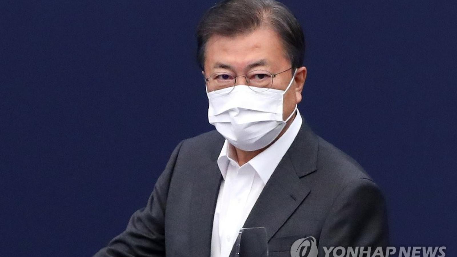 Tổng thống Hàn Quốc sẽ tiêm vaccine AstraZeneca sớm để dự Thượng đỉnh G7