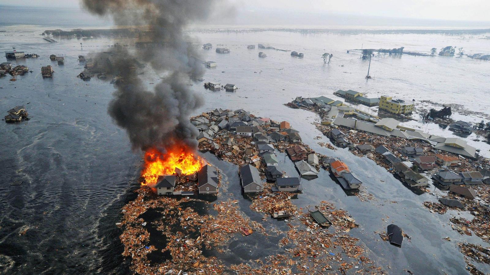 Ám ảnh 10 năm thảm họa kép động đất - sóng thần ở Nhật Bản
