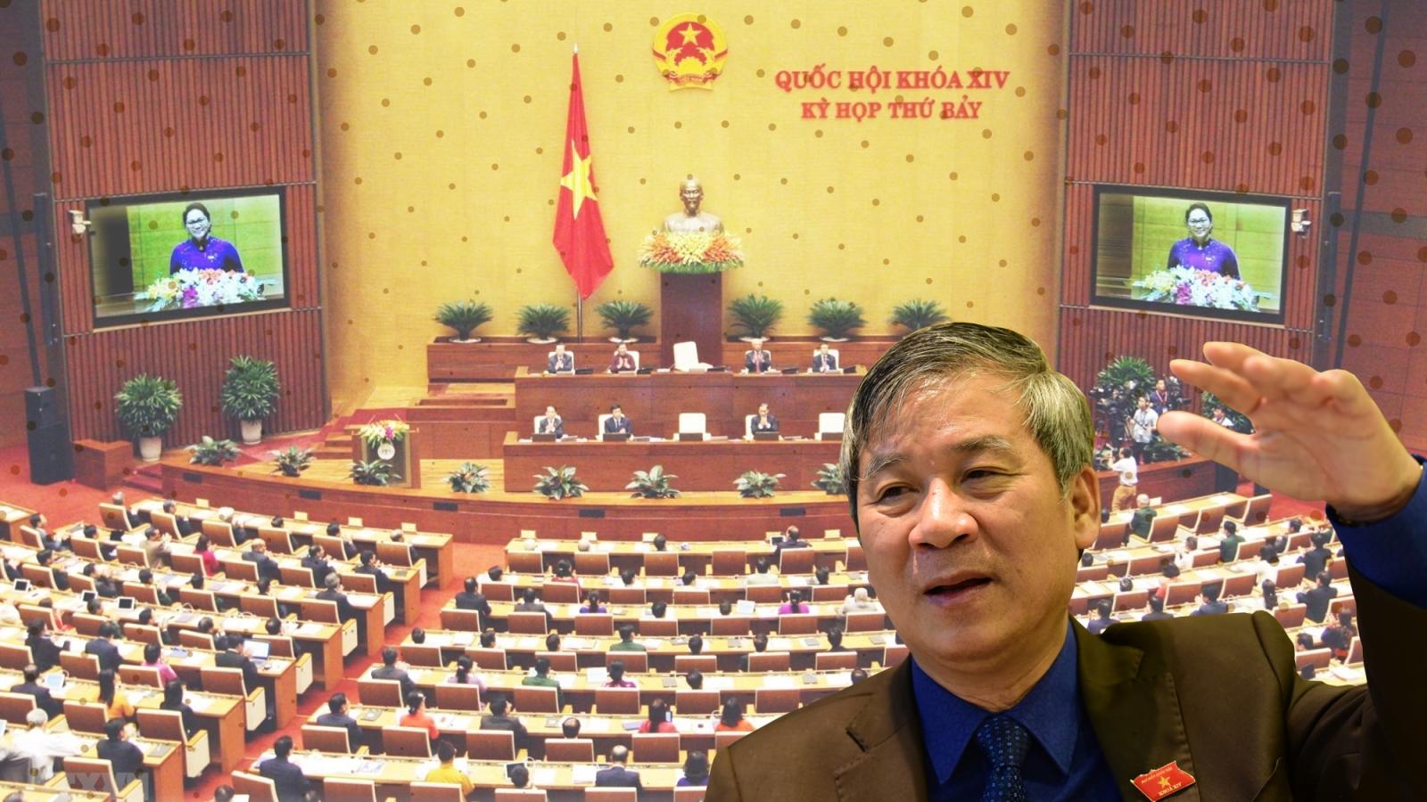 """GS. AHLĐ Nguyễn Anh Trí: """"Tôi mong muốn vào Quốc hội không phải vì vụ lợi hay chức tước"""""""