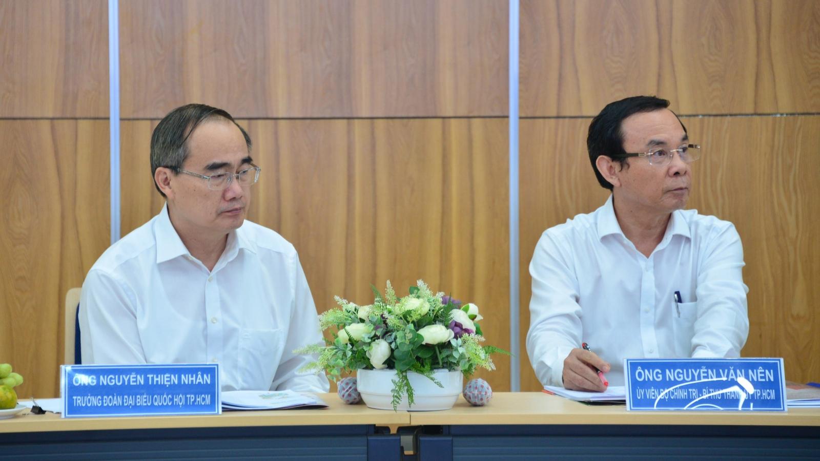 Ông Nguyễn Thiện Nhân được Thành uỷ TPHCM giới thiệu ứng cử ĐBQH khóa XV